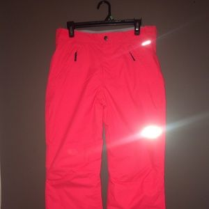 The North Face Girl's Freedom Insulated Pant XL